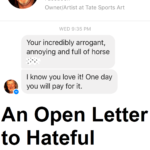 An Open Letter to Hateful Mike Tate