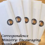 Correspondence Ministry: Encouraging People the Old-Fashioned Way