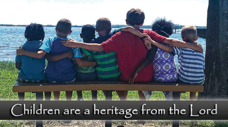 Children are a Heritage from the Lord (New Gospel Tract)