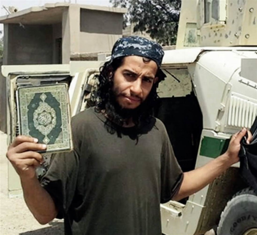 """Abdelhamid Abaaoud, the Muslim terrorist who coordinated the recent barbarity in Paris, stood not before """"Allah,"""" but the one, true God (YAHWEH), after he died Wednesday."""