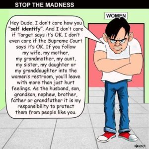 014_Angry Target Cartoon