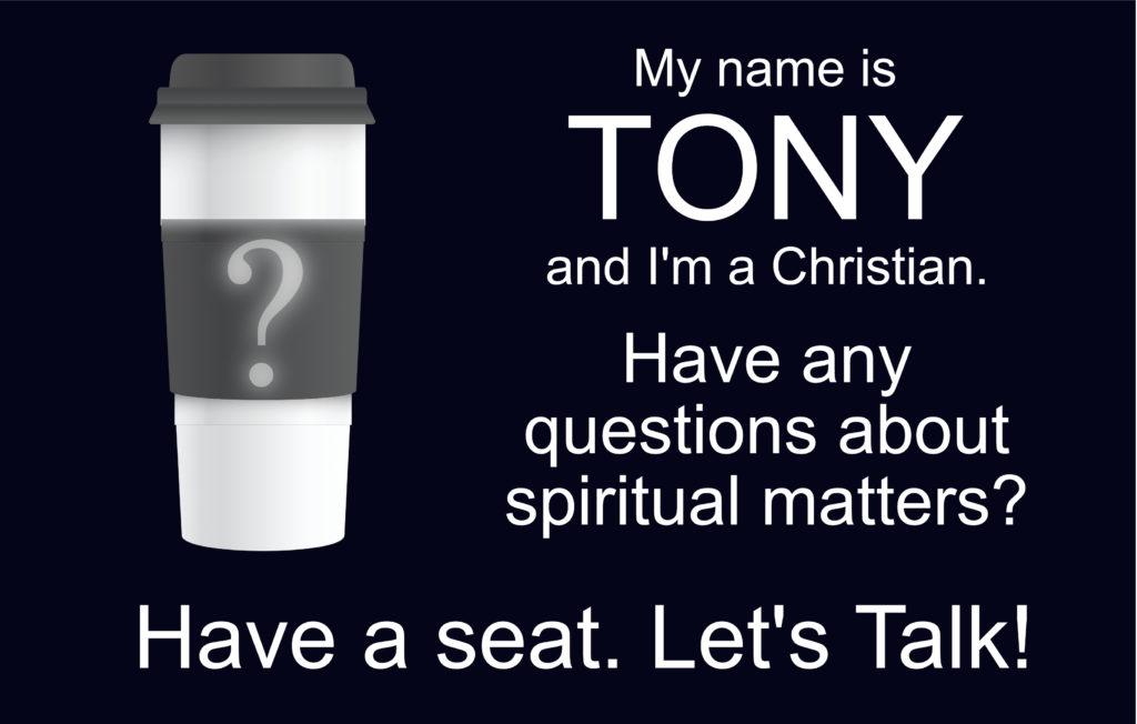 Coffee Shop Evangelism