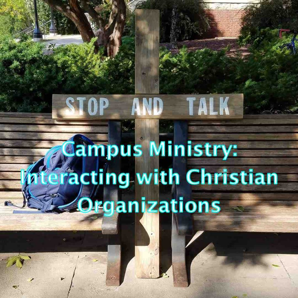 Campus Ministry (Title Image)