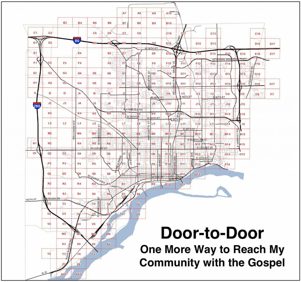Door-to-Door: One More Way to Reach My Community with the Gospel