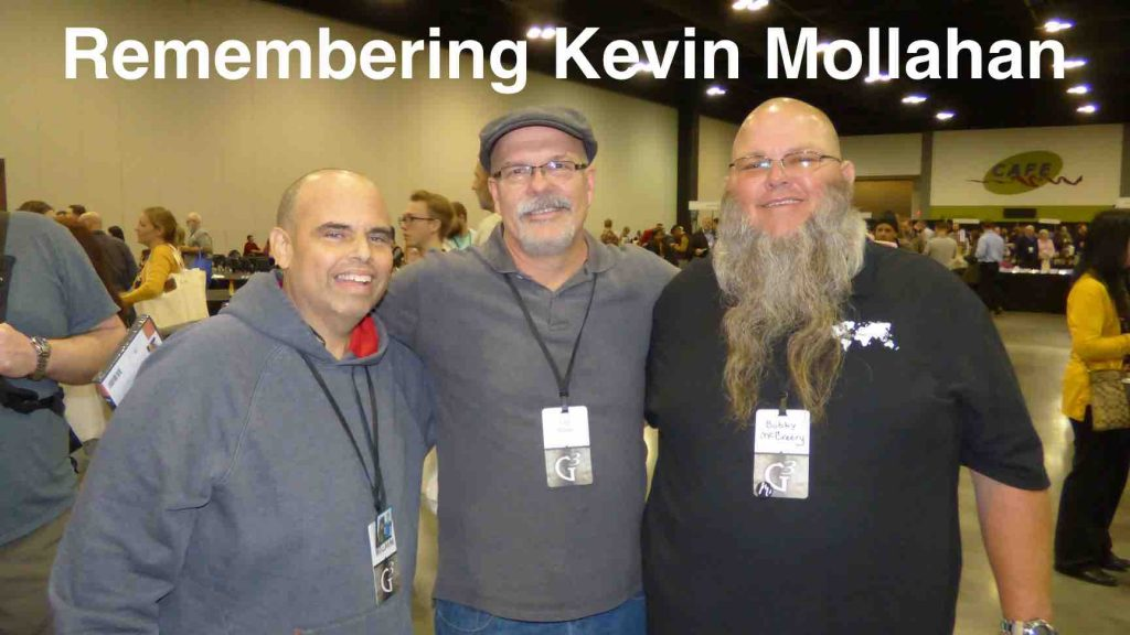 Remembering Kevin Mollahan with a New Gospel Tract