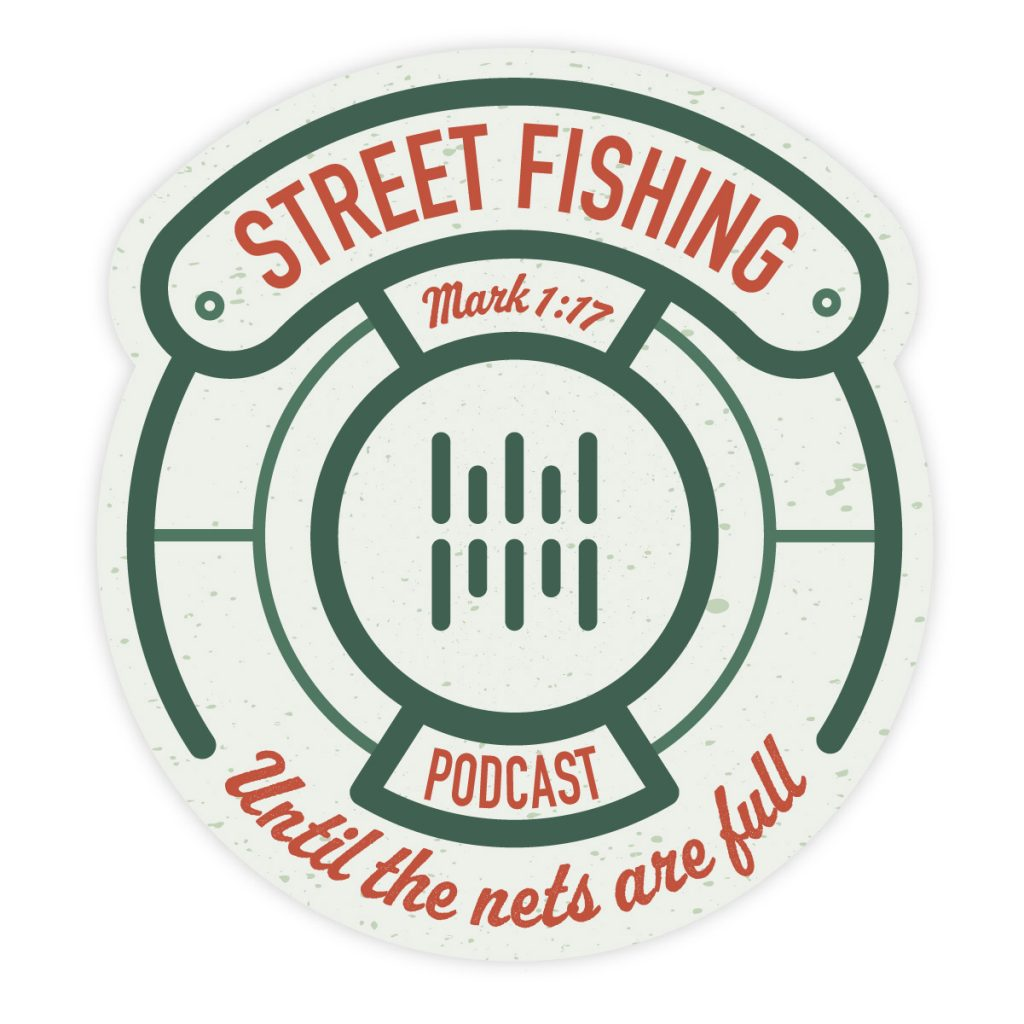 Premier episode of the Street Fishing podcast