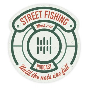 The Street Fishing Podcast logo