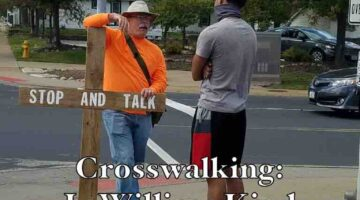 Crosswalking: Is William Kind Enough to Go to Heaven? (Title Image)