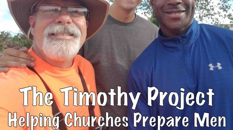 The Timothy Project: Helping Churches Prepare Men for Public Evangelism